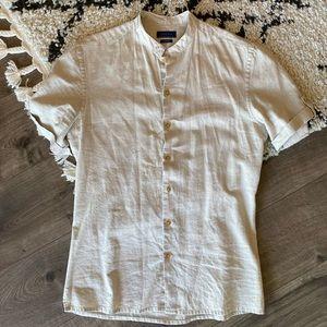Zara Linen shirt